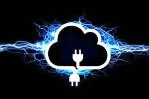 Strom-Cloud